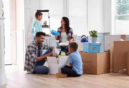 Comment protéger les planchers et les tapis lors du déménagement