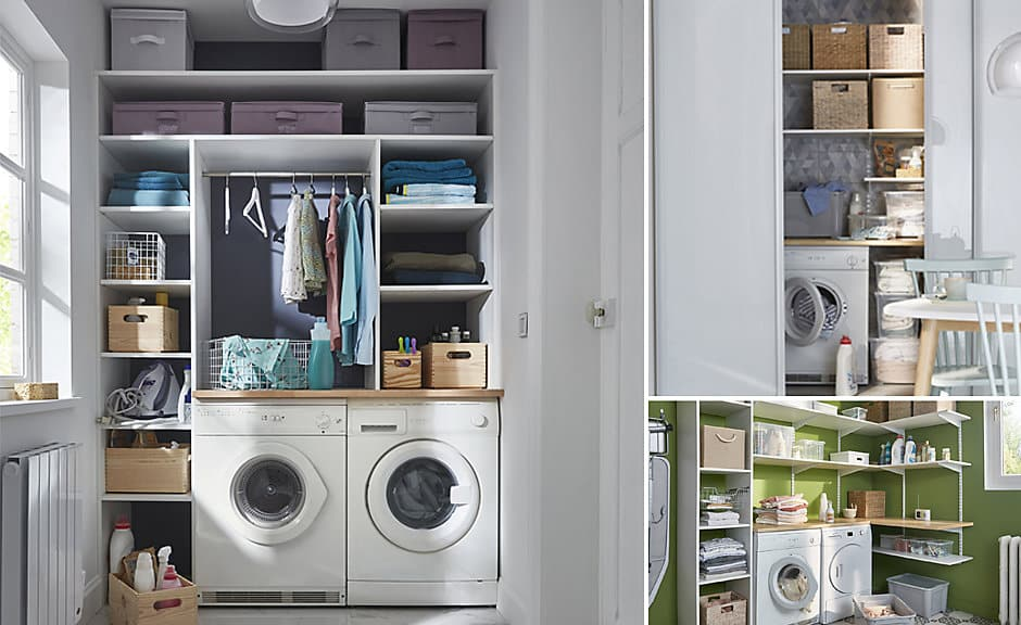 5 caractéristiques de rangement à la maison sur la liste de souhaits de tous les acheteurs de maison
