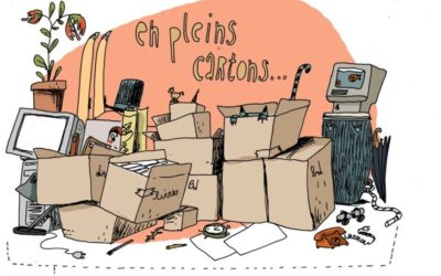Comment emballer votre bureau en préparation de votre déménagement