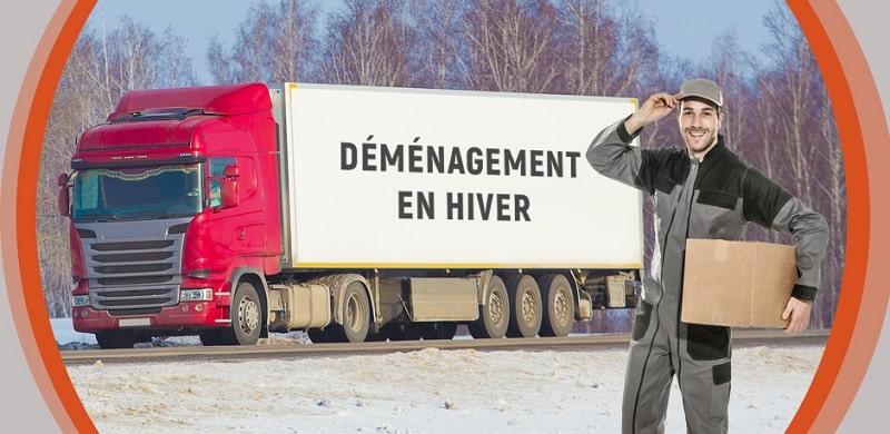 Déménagement intelligent en Hiver à Montréal
