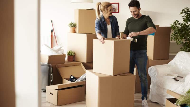 Cinq raisons d'embaucher une entreprise de déménagement locale