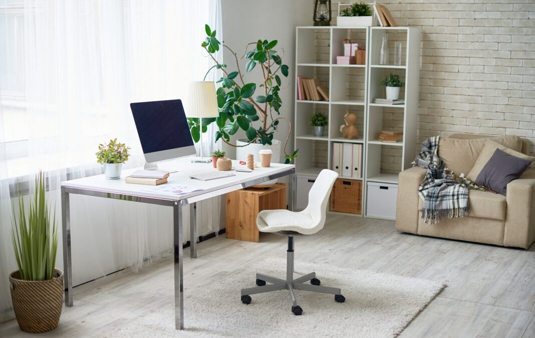 Working from home? How to create a no-distraction office space